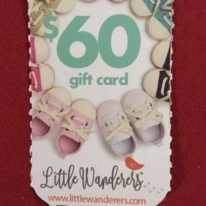 Little Wanderers Gift Card